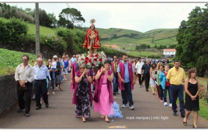 """FESTA DO SENHOR BOM JESUS """"PROCISSÃO""""– Cruzal / Santo Antão – Ilha de São Jorge (c/ vídeo)"""