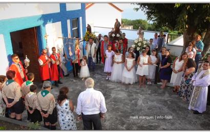 UNIÃO URZELINENSE SAÚDA Nª SRª DA ENCARNAÇÃO – Ribeira do Nabo / Urzelina – Ilha de São Jorge (c/ vídeo)