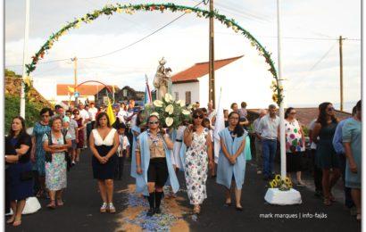 PROCISSÃO DE Nª SRª DA ENCARNAÇÃO – Ribeira do Nabo / Urzelina – Ilha de São Jorge (c/ vídeo)