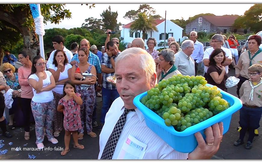 AS TRADICIONAIS ARREMATAÇÕES – FESTA DE Nª SRª DA ENCARNAÇÃO – Ribeira do Nabo / Urzelina – Ilha de São Jorge (c/ vídeo)