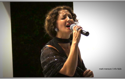 """FADISTA """"LINA MONTEIRO"""" NA FESTA DE Nª SRª DAS DORES – FAJÃ DO OUVIDOR – Norte Grande – Ilha de São Jorge (c/ vídeo)"""
