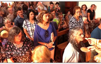 """MISSA SOLENE"" – FESTA DE Nª SRª DE LOURDES"" – Fajã dos Cubres – Ilha de São Jorge (c/ vídeo)"
