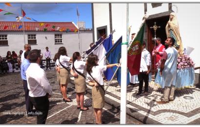"""BANDA FILARMÓNICA SAÚDA Nª SRª DE LOURDES"""" – Fajã dos Cubres – Ilha de São Jorge (c/ vídeo)"""