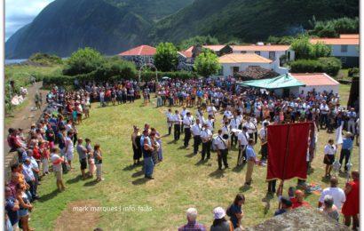 FESTA NA FAJÃ DE SANTO CRISTO – PROCISSÃO – Ilha de São Jorge (c/ vídeo)