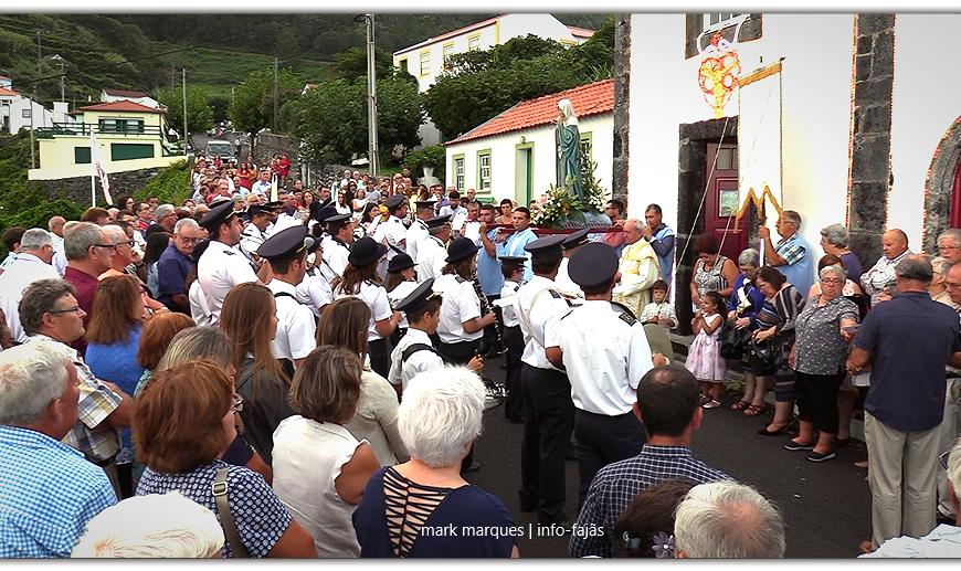 RECREIO NORTENSE SAÚDA Nª SRª DAS DORES – FAJÃ DO OUVIDOR – Norte Grande – Ilha de São Jorge (c/ vídeo)