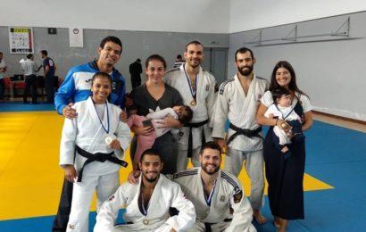 CAMPEONATO REGIONAL DE SÉNIORES 2018 / Judocas Jorgenses arrecadam medalhas.
