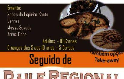CASA DO POVO DE VELAS PROMOVE JANTAR E SARAU CULTURAL (BAILES REGIONAIS) – Ilha de São Jorge (3 de Novembro)