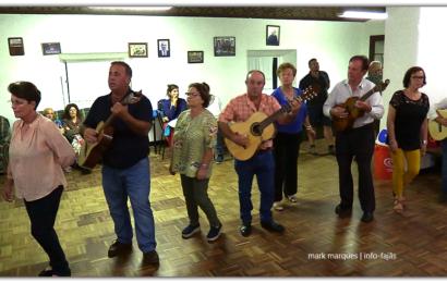 """""""BAILE DE RODA"""" – Sociedade União Urzelinense / Urzelina – Ilha de São Jorge (c/ vídeo)"""