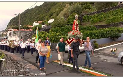 """FESTA DO BOM JESUS """"PROCISSÃO"""" – Fajã Grande / Calheta – Ilha de São Jorge (c/ vídeo)"""