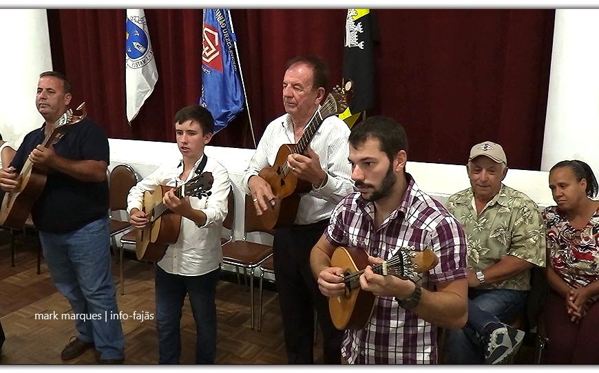 """""""CHAMARRITA"""" – Sociedade União Urzelinense / Urzelina – Ilha de São Jorge (c/ vídeo)"""