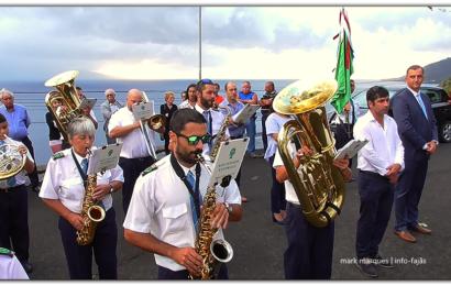 """""""ESTÍMULO"""" SAÚDA IMAGEM DO BOM JESUS – Fajã Grande / Calheta – Ilha de São Jorge (c/ vídeo)"""
