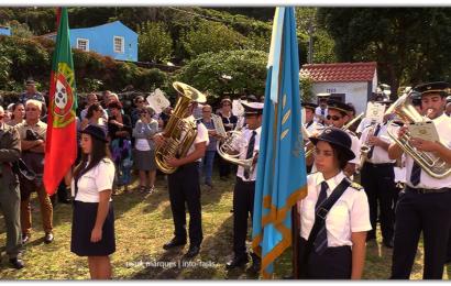 RECREIO NORTENSE SAÚDA Nª SRª DE FÁTIMA – FAJÃ DA RIBEIRA D`AREIA – Ilha de São Jorge (c/ vídeo)