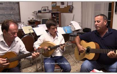 AFINAM-SE AS VIOLAS E AQUECEM-SE AS VOZES – Baile Regional – Urzelina – Ilha de São Jorge (c/ vídeo)