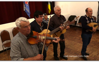 """""""CHAMARRITA"""" – Sociedade União Urzelinense – Ilha de São Jorge (c/ vídeo)"""