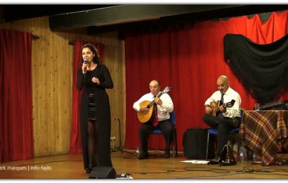 Fadista LINA MONTEIRO atua no Norte Pequeno – Ilha de São Jorge (c/ vídeo)