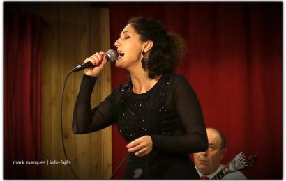 LINA MONTEIRO (Fadista) atua no Norte Pequeno – Ilha de São Jorge (c/ vídeo)