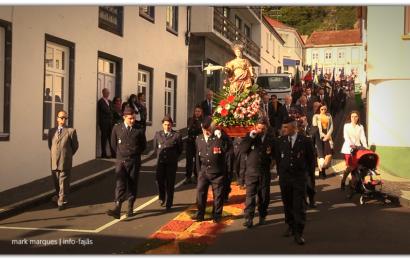 """""""PROCISSÃO"""" – FESTA DE SANTA CATARINA – Vila da Calheta – Ilha de São Jorge (c/ vídeo)"""