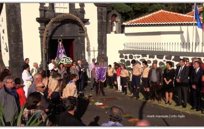BANDAS FILARMÓNICAS SAÚDAM A SRª DA BOA MORTE – Urzelina – Ilha de São Jorge (c/ vídeo)