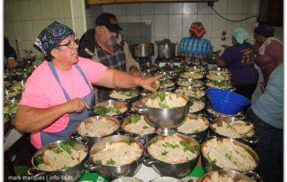 JANTAR DE ANGARIAÇÃO DE FUNDOS – OBRAS NA ERMIDA DA FAJÃ DE SÃO JOÃO – Ilha de São Jorge (c/ reportagem fotográfica)