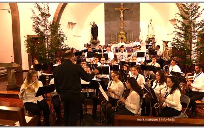 """""""RECREIO DOS LAVRADORES"""" e """"RECREIO TOPENSE"""" em concerto de Natal – Ilha de São Jorge (c/ vídeo)"""