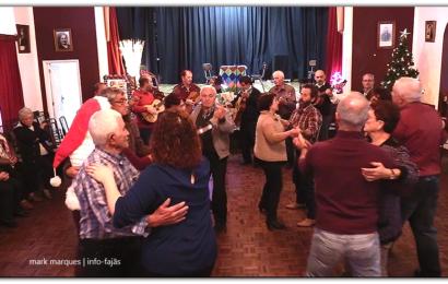 """""""CHAMARRITA"""" na Festa dos idosos do concelho da Calheta – Ilha de São Jorge (c/ vídeo)"""