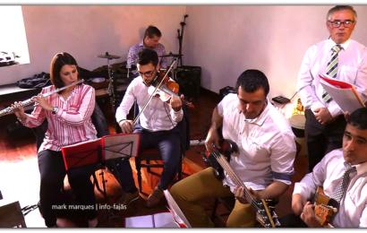 GRUPO CORAL E JUVENIL DAS MANADAS ANIMA EUCARISTIA / FESTA DE SANTA BÁRBARA – MANADAS / Ilha de São Jorge (c/ vídeo)