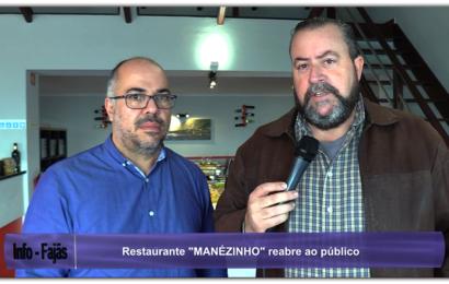 """RESTAURANTE """"MANÉZINHO"""" REABRE AO PÚBLICO – Urzelina – Ilha de São Jorge (c/ vídeo)"""