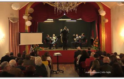 """""""QUINTETO DE METAIS"""" interpreta (Trumpet Voluntary) – ANIVERSÁRIO DA SOCIEDADE ESTÍMULO – Vila da Calheta – Ilha de São Jorge (c/ vídeo)"""