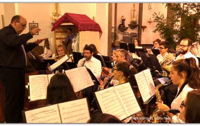 """""""RECREIO DOS LAVRADORES"""" e """"RECREIO TOPENSE"""" em concerto de Natal – Santo Antão – Ilha de São Jorge (c/ vídeo)"""