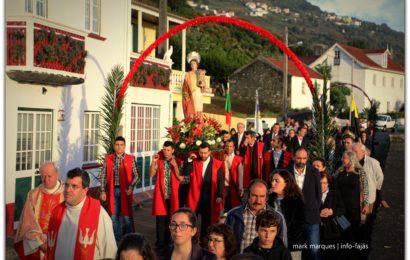 """""""PROCISSÃO"""" – Festa de Santa Bárbara – Manadas – Ilha de São Jorge (c/ vídeo)"""