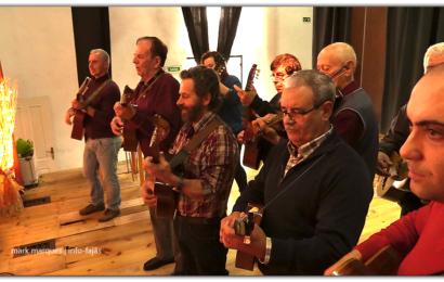 """Cantou-se """"A SAUDADE"""" na Festa dos idosos do concelho da Calheta – Ilha de São Jorge (c/ vídeo)"""