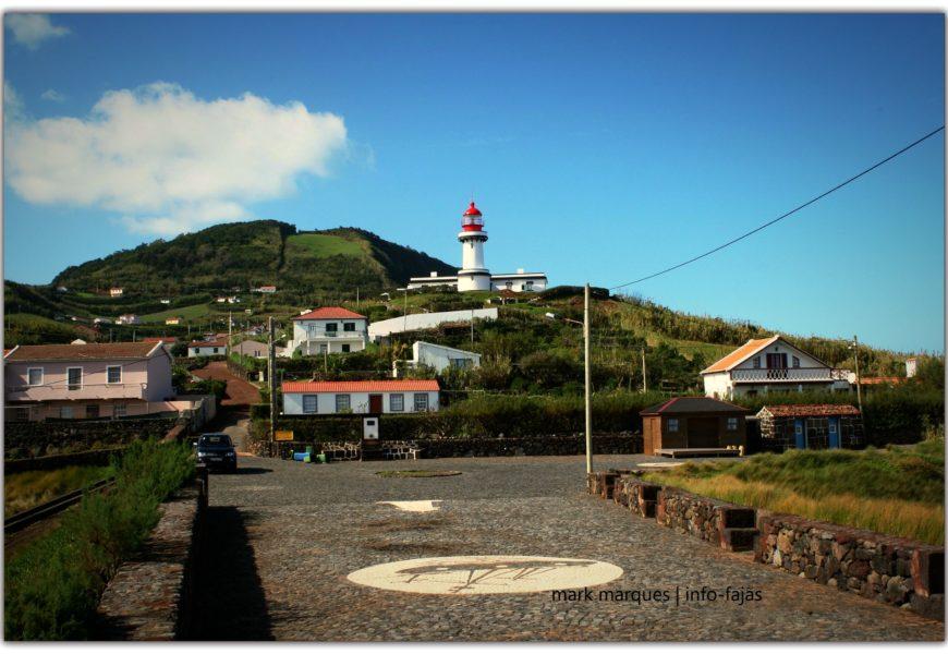11 Faróis nos Açores abertos ao público, foram visitados por 24 623 pessoas, durante o ano de 2018