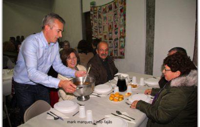 JANTAR DE MATANÇA na Casa do Povo de Velas (Beira) – Ilha de São Jorge (c/ reportagem fotográfica)