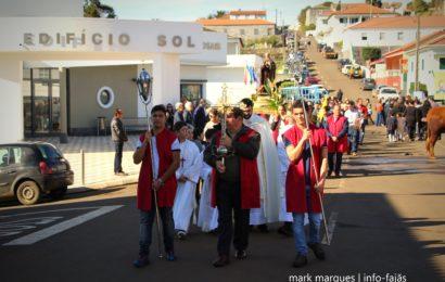 """""""PROCISSÃO"""" – Freguesia de Rosais celebra SANTO ANTÃO – Ilha de São Jorge (c/ vídeo)"""