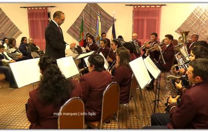 """Banda Filarmónica CLUBE UNIÃO, interpreta """"I WILL ALWAYS LOVE YOU"""" – (Intercâmbio cultural) – Ilha de São Jorge (c/ vídeo)"""