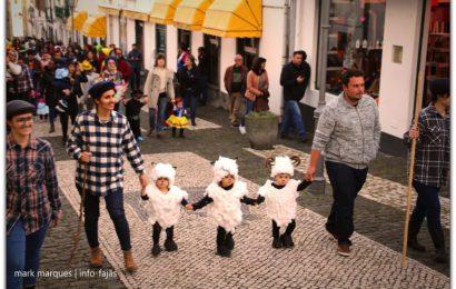 CORSO CARNAVALESCO organizado pela Santa Casa da Misericórdia das Velas – Ilha de São Jorge (c/ reportagem fotográfica)