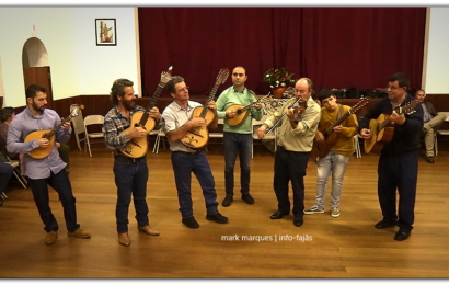 """""""CHAMARRITA"""" – Sociedade Filarmónica União Rosalense – Ilha de São Jorge (c/ vídeo)"""