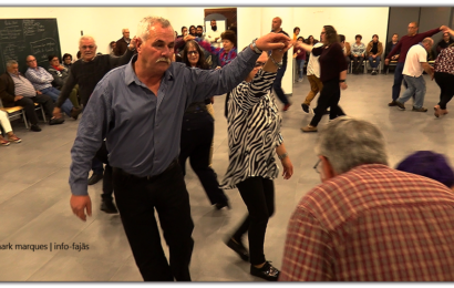 CHAMARRITA – Bailes Regionais promovidos pelo Grupo de Folclore de Rosais – Ilha de São Jorge (c/ vídeo)