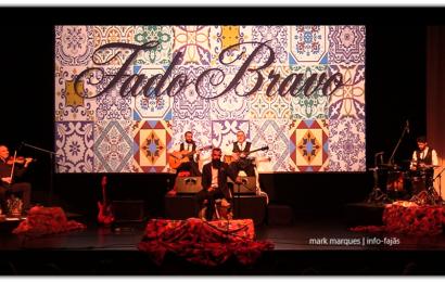"""A BANDA """"FADOBRAVO"""" ATUA NO AUDITÓRIO MUNICIPAL DE VELAS – Ilha de São Jorge (c/ vídeo)"""