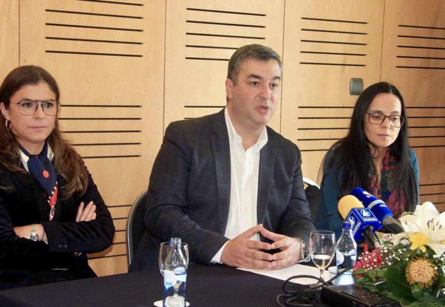 Luís Silveira anuncia candidatura à Presidência do CDS-PP Açores