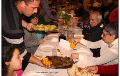 JANTAR DA MATANÇA promovido pelo Grupo de Folclore de Rosais – Ilha de São Jorge (c/ reportagem fotográfica)