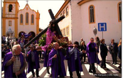 PROCISSÃO DO SENHOR DOS PASSOS – Vila das Velas – Ilha de São Jorge (c/ vídeo)