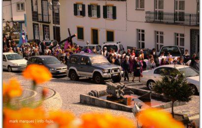 Procissão de Passos na Vila das Velas (MOMENTOS) – Ilha de São Jorge (c/ reportagem fotográfica)