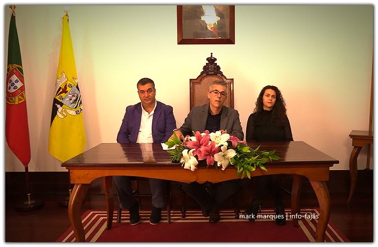APRESENTAÇÃO CARTAZ DA 32ª SEMANA CULTURAL DAS VELAS (4 a 7 de Julho) – Ilha de São Jorge (c/ vídeo)
