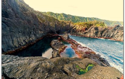 """Poça Simão Dias como """"Monumento Natural"""" – Proposta aprovada por unanimidade na Assembleia Municipal de Velas – Ilha de São Jorge"""