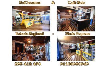 NORTE PEQUENO COM NOVOS SERVIÇOS – FOTOGRAFIA E CAFÉ SNACK-BAR – Ilha de São Jorge (c/ reportagem fotográfica)