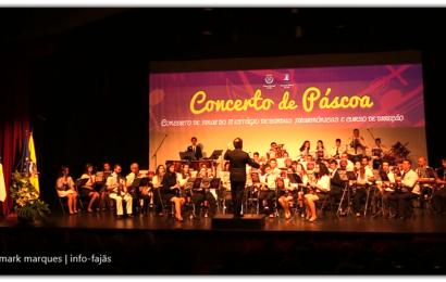 CONCERTO DE PÁSCOA – AUDITÓRIO MUNICIPAL DE VELAS – Ilha de São Jorge (c/ vídeo)