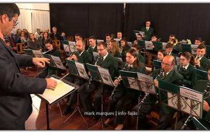 NOVA ALIANÇA em concerto de aniversário – Velas – Ilha de São Jorge (c/ vídeo)
