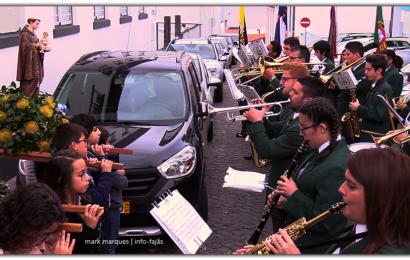 Banda Filarmónica NOVA ALIANÇA saúda sócios e convidados – Velas – Ilha de São Jorge (c/ vídeo)