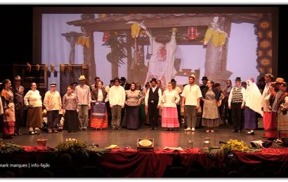 GRUPO DE FOLCLORE DOS ROSAIS – Festas de São Jorge – Auditório Municipal de Velas (c/ vídeo)